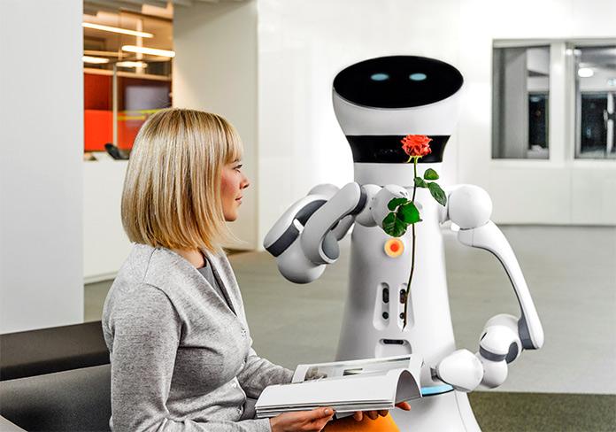 Robot de servicio