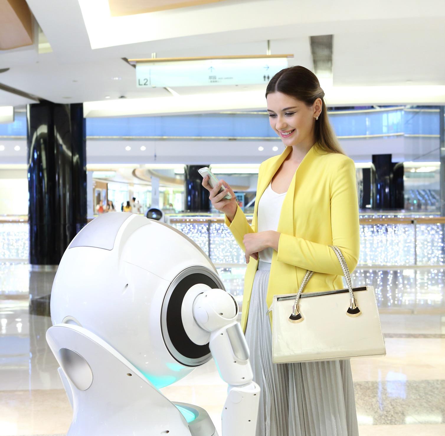 Desarrollo de robots de servicio